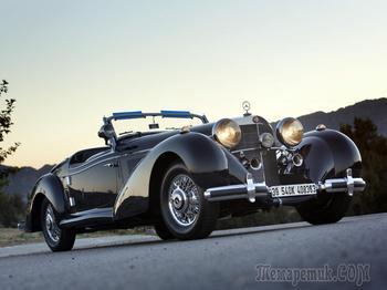 10 самых дорогих трофейных автомобилей в СССР