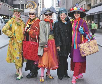 Возраст просто число. Стильные Пенсионеры. Модные пожилые люди за 60