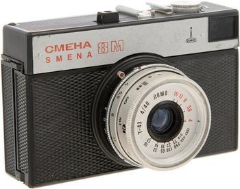 """""""Смена 8М"""", самый массовый фотоаппарат в мире"""