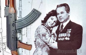 30 лет семейного счастья Михаила Калашникова