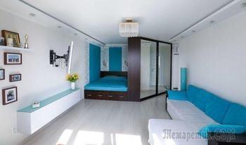 Однушка 39м² в Марьино