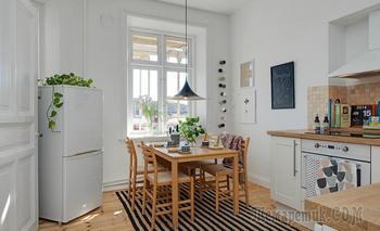 Обеденные зоны: 18 уютных примеров