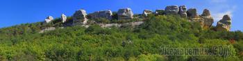 Крым. Каралезская долина. Сентябрь 2007