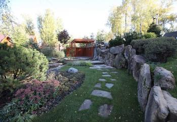 Как сделать сад местом отдыха для всей семьи: 10 идей