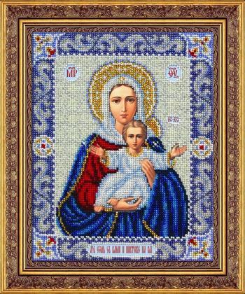 Леушинская икона Божией Матери: о чем молятся?