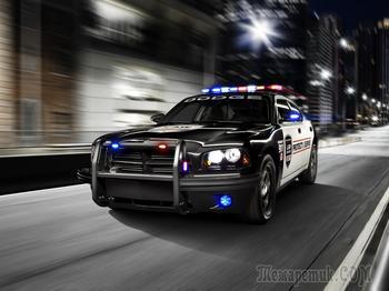 Интерцепторы: прошлое и настоящее полицейских автомобилей США