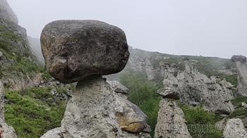 Алтайская Кругосветка. Часть 4. Долина каменных грибов –уникальный природный комплекс