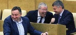 Доходы 10 богатейших чиновников превысили годовой бюджет четырех регионов России