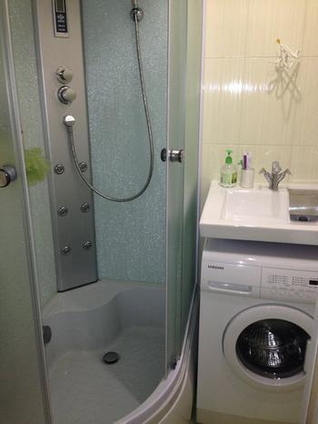 Ванная: ремонт на 2,1 квадратных метра