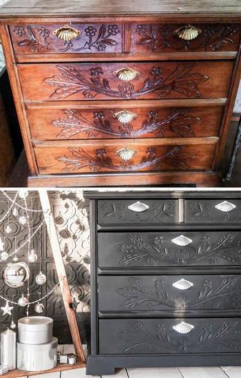 Вторая жизнь мебели со свалки