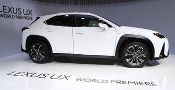 Lexus UX 2019 – новый кроссовер Лексус УХ
