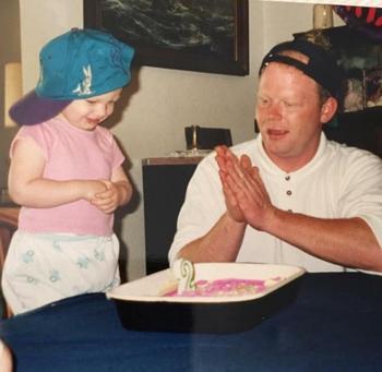 Доказательства, что лучший друг девочки — это папа