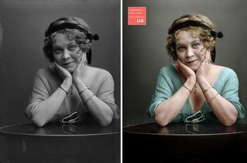 20 исторических фотографий, раскрашенных так идеально, будто они всегда были цветными