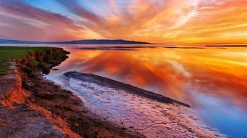 Фото сказочного заката