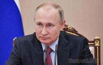 Путин подписал закон об информировании граждан о мерах социальной поддержки