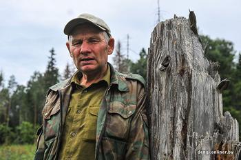 Белорусский егерь – один против всех