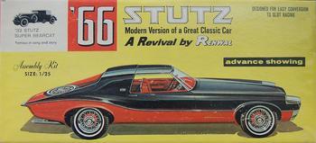 Вторая жизнь марки Stutz. Неоклассика или китч? (1968-95)