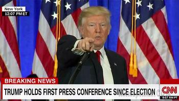 «Трамп ведет себя как Путин»