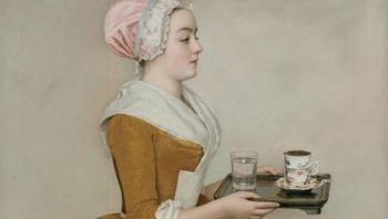 «Прекрасная шоколадница» — загадка знаменитой картины Лиотара