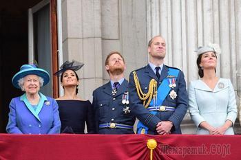 Мифы о британской монархии