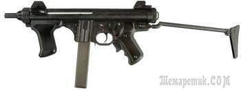 Новый итальянский пистолет-пулемет Beretta PMX
