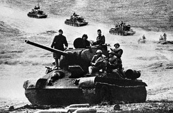 Самые массовые танки — участники Великой Отечественной войны