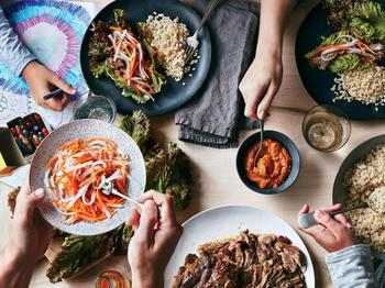 Как правильно сочетать продукты: факты и мифы