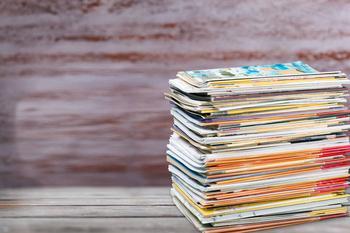Что можно сделать из старых газет и журналов: идеи для дома и интерьера