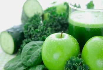 Основные принципы зеленой диеты