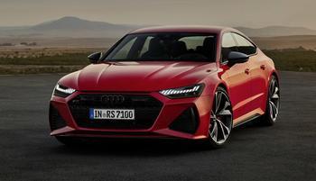 Audi RS7 Sportback 2020 – скорость не в ущерб комфорту