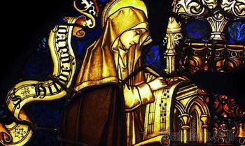 Хильдегарда Бингенская — средневековая прорицательница и монахиня, музыка которой попала на компакт-диски
