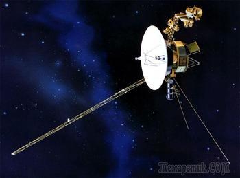 «Вояджер»: величайшая из космических миссий