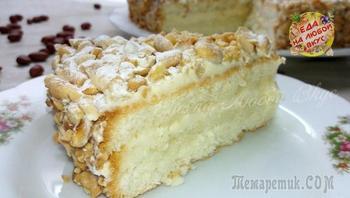 Торт «Подарочный» с нежным вкусом