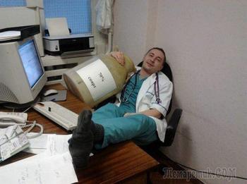 22 доказательства о том, что медики тоже умеют веселиться