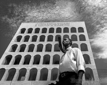 Победители фотоконкурса BlackWhite International Award Rome 2017
