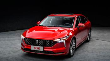 Новый FAW Bestune B70: Чудесное превращение китайского седана