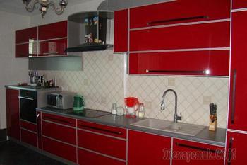 Кухня для любимой супруги. Валерий Коновалов