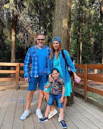 52-летнего Владимира Преснякова поздравляют с рождением третьего ребенка