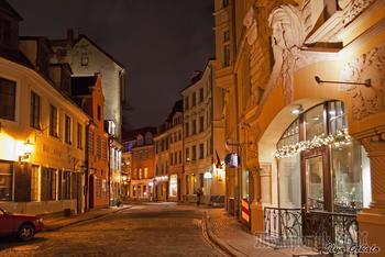 Старый город (Стих)