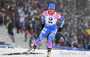 «Лыжи отстают»: как российские биатлонистки провалили спринт