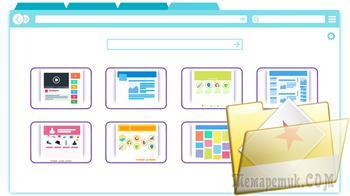 Как сохранять нужные сайты и быстро открывать их через закладки браузера