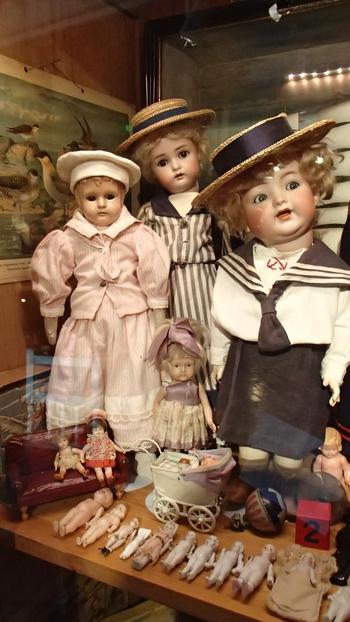 Музей игрушек в крепости  Суоменлинна