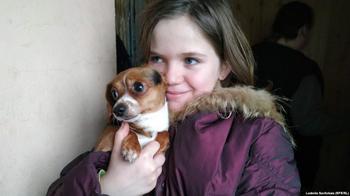 История о том, как девочка Тася в Кремль писала