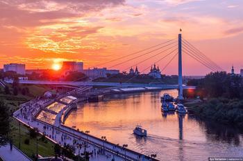 Тюмень - Тобольск