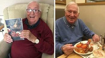 «Никогда не поздно!»: 86-летний дедуля завел в Instagram профиль для похудения
