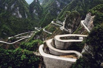 Самые потрясающие дороги мира