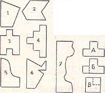 Простые задачки-головоломки