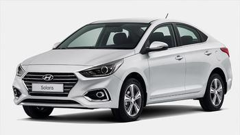 Новый Hyundai Solaris 2020: первые официальные фото
