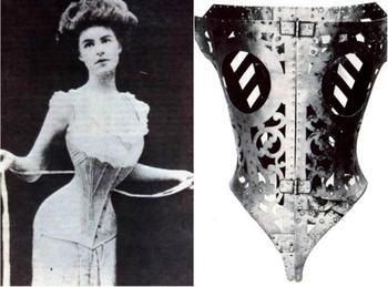 Красота требует жертв: Самые спорные модные предметы гардероба в истории