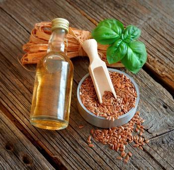 Льняное масло для похудения: польза и противопоказания к употреблению